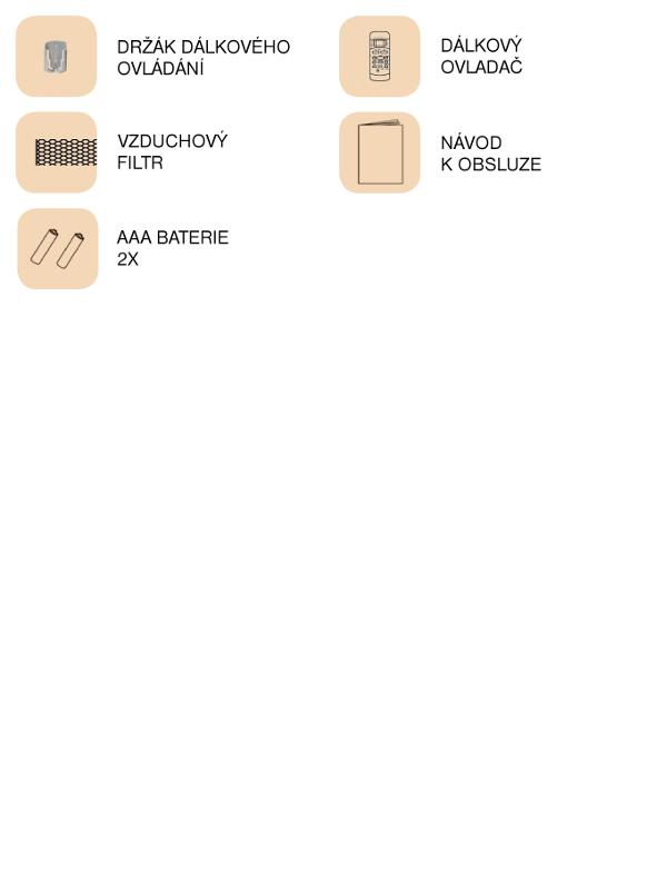 ACH-09FCI2 accessories