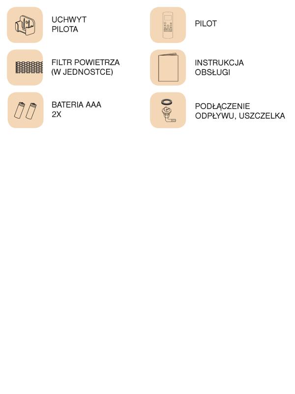 ACH-12FCI3 accessories