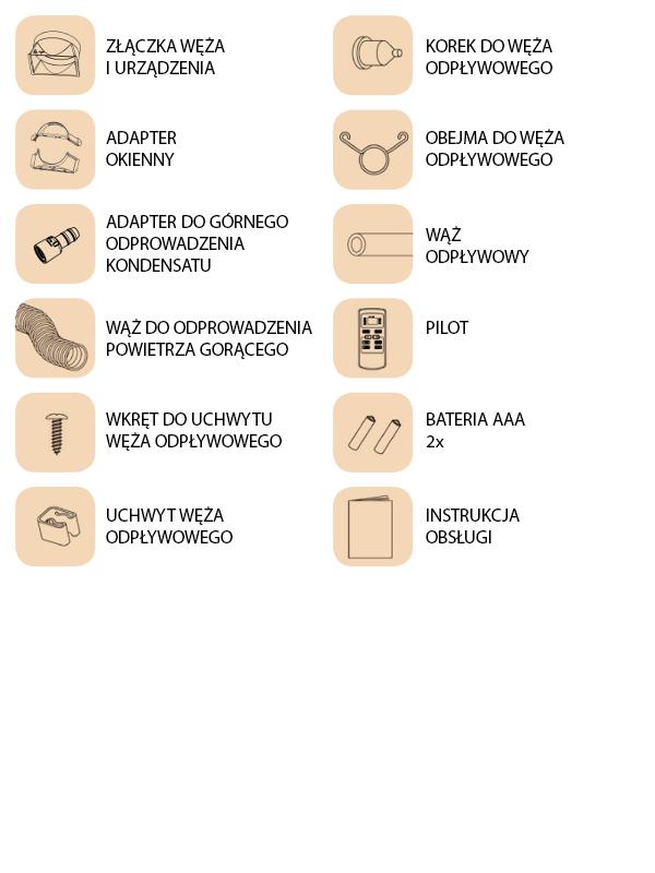 APG-09AN2 accessories