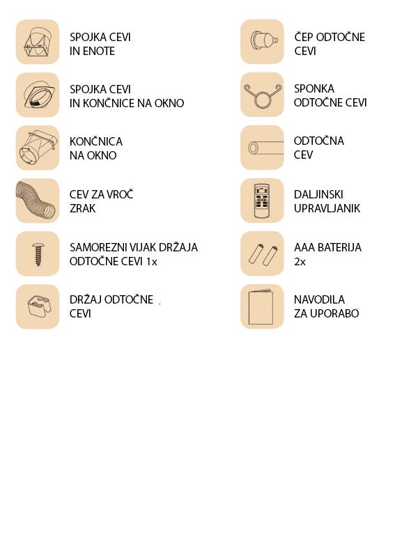 APG-08AN1 accessories